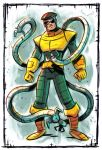 Doctor Octopus color by stalnososkoviy