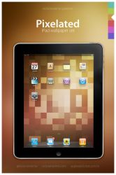 Pixelated - iPad Only by victoranselme
