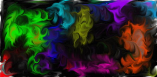 The Spectrum of Flames by supersonicslasher