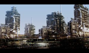 Silent Industry by fxEVo