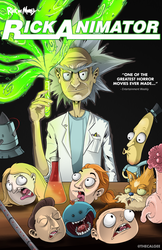 Rick-Animator by thecalgee