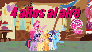 4 Anhos Al Aire by AndresToons