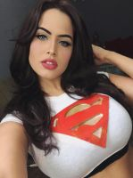 Supergirl by Leticiahadmadcosplay