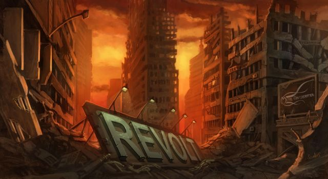 Revolt by Real-SonkeS