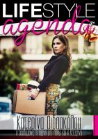 LifeStyle Agenda issue#22nd / Magazine Cover by LifeStyleAgenda