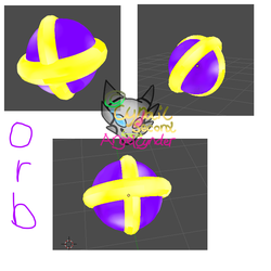 Orb screenshot for a project by AngelCnderDream14