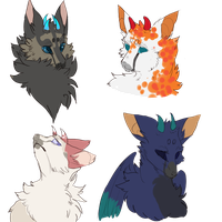 Trico's by VictoriaTory2020