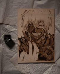 Mr. Kaneki by tuchka251