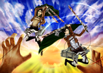 SnK - We Know What We Must Do by CIELO-PLUS