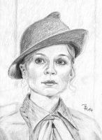 Fleur Delacour by LoonaLucy
