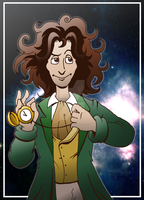 Doctor Who : Paul McGann by ThePandamis