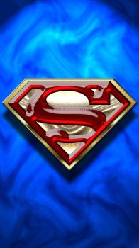Superman-phone-wallpaper by Balsavor