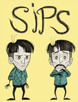 Sips - Don't Starve style by RatherPeculiar