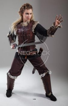 Pippa Medieval Warrior 88 - Stock Photography by NeoStockz