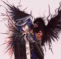 Corpse Crow by Mr-0wl