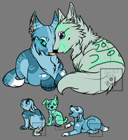 Pup Adopts OPEN by kimmie456