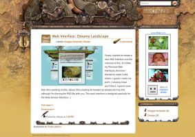 Bronzed - Blogger Template.xml by mfayaz