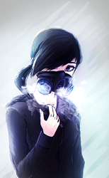 Cold glance by eliacube