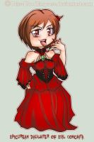 +Chibi Conchita+ by Priss-BloodEmpress