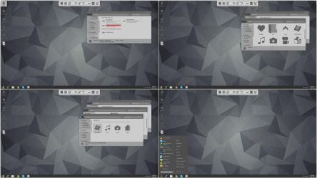 Tango Dark Skinpack For Win7/8/10 Link Updated by TheDhruv