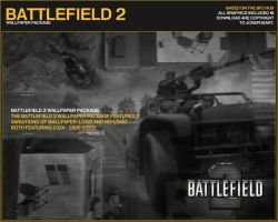 Battlefield 2 Wallpapers by Josephs