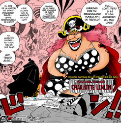 One Piece 829 Color Test - Big Mom by LESHUU