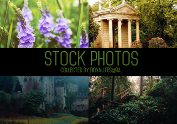 Stock pack #1 by Royalites