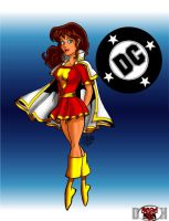 BURGOS' MARY MARVEL by DeadDog2007