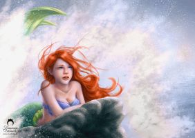Little mermaid (live action) by nime080