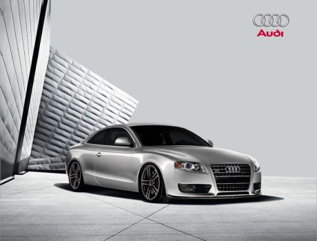 Keep the dream alive. AudiA5 by n0-regr3ts