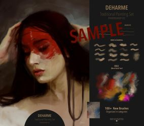 Deharme-Traditional-Set-CC-2018-Sample by Deharme