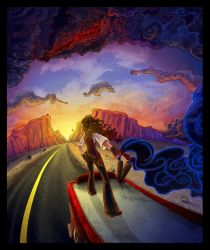 The Road of Good Intentions by terriblenerd