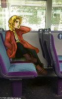 The Commute by AnimeInMyPocket