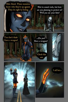 The Next Reaper | Chapter 6. Page 108 by JetDaGoat