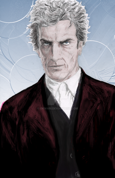 Doctor Who: The Twelfth Doctor by okwari