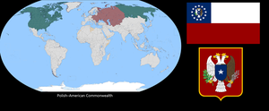 Polish American Commonwealth (Stupid Countries 1) by PolandStronk