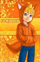 Todd Faustus kid by emperial