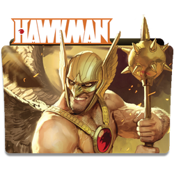 Hawkman by DCTrad