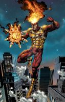 Firestorm Colors by spidey0318