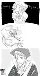 APH: Waking up by GiselleRocks