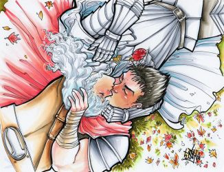 Guts and Griffith  ACen 2018 by ComfortLove