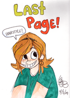 Last Page Hair by cozmictwinkie