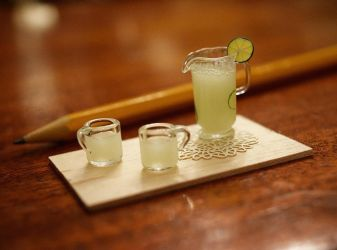 mini limeade by mossthicket