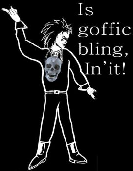 Goth Moves XIL - Goffic Bling by marcony