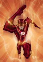 Speed Force by EricGuzman