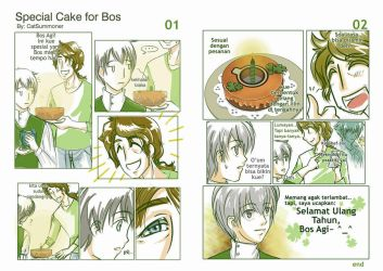 CLAC: HBD bos Agi by CatSummoner