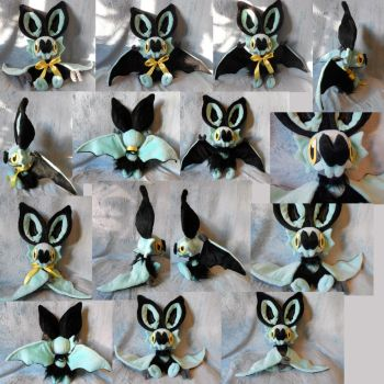 Shiny Noibat (up for sale) by Rens-twin