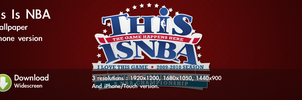 This Is NBA by Melo-Dzine