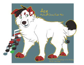 Ace Ref by FoxHolliday