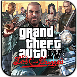 GTA 4 the Lost and Damned by HarryBana